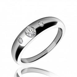 COUPLE zásnubní prsten 6860059-0-48-1