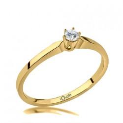 COUPLE FLORES zásnubný prsteň