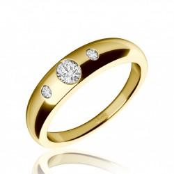 COUPLE zásnubní prsten 6810059-0-50-1