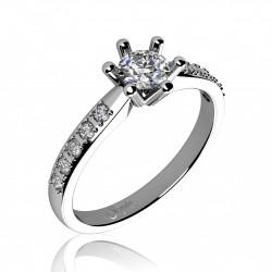 COUPLE zásnubní prsten 6860085-0-48-1