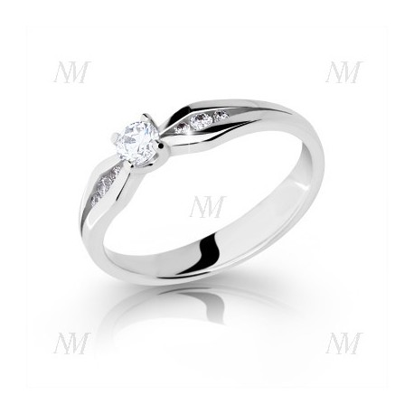 DANFIL DF2122 zásnubní prsten