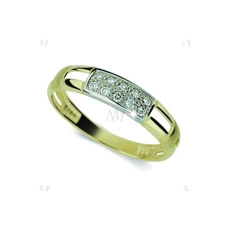 DANFIL DF2033 Ring mit Brillanten