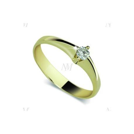 DANFIL DF1956 zásnubní prsten