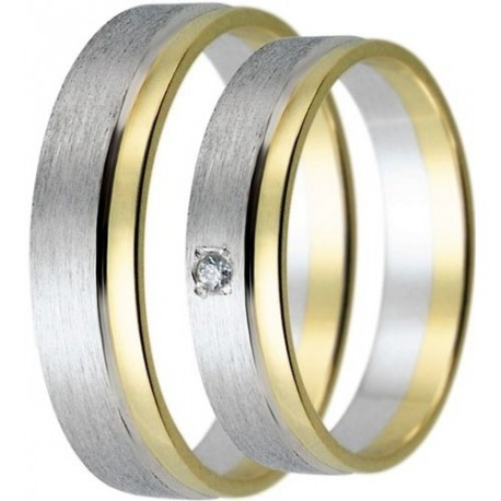 HEJRAL HARMONY 19 snubní prsten