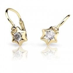 CUTIE ND2159Z Kinderohrringe mit Brillanten