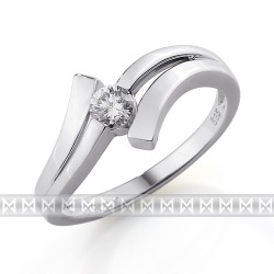 GEMS 386-0110 Ring mit Brillant
