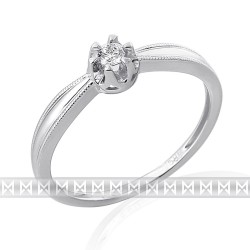GEMS 386-2075 Ring mit Brillant
