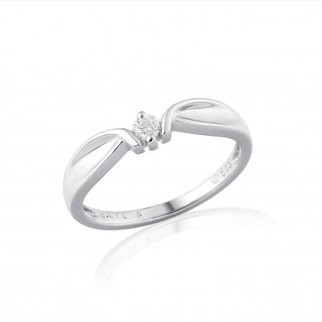 GEMS 386-0026 Ring mit Brillant