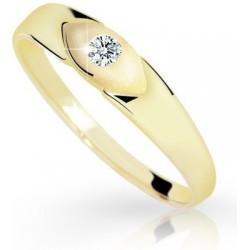 DANFIL DF1065Z prsten s briliantem