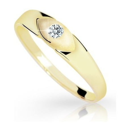 DANFIL DF1065Z Ring mit Brillant