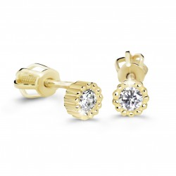 Cutie Jewellery Z60236y náušnice s brilianty