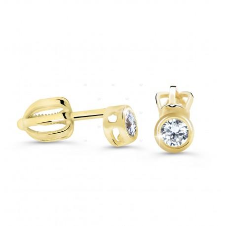 Cutie Jewellery Z62231y Ohrringe mit Brillanten