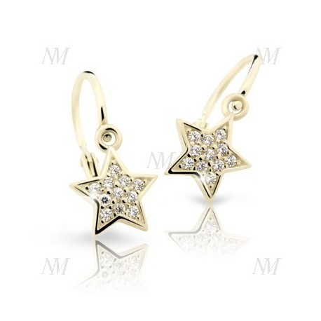 CUTIE ND2228Z Kinderohrringe mit Brillanten